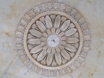 What Paint To Use On Plaster Ceiling Rose